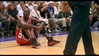 "Michael Jordan ""I Believe I Can Fly"" HD(1080p) by AndreyKA_22"
