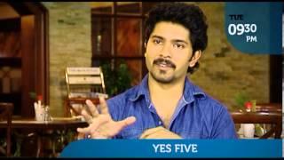 Yes 5 Sreeram Ramchandran   01 10 2013   Yes Indiavision width=