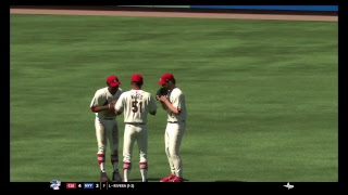 All-Time Rosters MLB the Show 18 Franchise Mode Game 32: Cubs at Cardinals