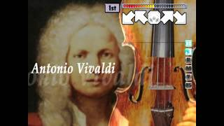 getlinkyoutube.com-Pump it up - Vivaldi winter HARD [HD] 2015