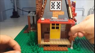 Lego custom Gravity Falls- Кастом Гравити Фоллс.