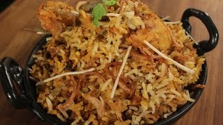 getlinkyoutube.com-Chicken Biryani | Not So Junky - by Chef Siddharth | Sanjeev Kapoor Khazana