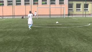 getlinkyoutube.com-CZ5-Turbokozak z KS Talent  Pojedynek  Double Truble Gutek vs Łuki - Zabawy z piłką na Orliku