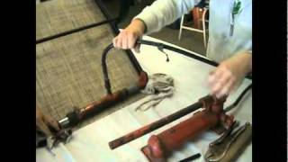 "getlinkyoutube.com-""Slings"" (Part 4) How-To Replace a Chair Sling"