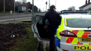 """getlinkyoutube.com-21st Feb 2014 BBC does """"impartial"""" report on violence by GMP on peaceful protesters on Barton Moss"""