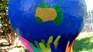getlinkyoutube.com-Earth Day activity: Make a globe