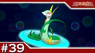 getlinkyoutube.com-Pokémon Rubis Oméga : Distribution Majaspic Contestion #39