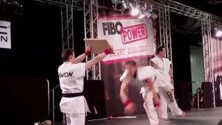 Fibo 2015 - Selbstverteidigung und Kampfsport