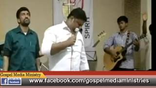 getlinkyoutube.com-Thenilum Maduramam  -  Chikku Kuriakose - Worship Song