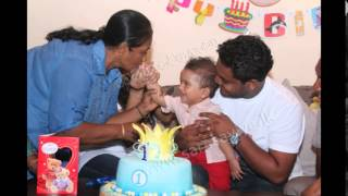 Paboda Sandeepani's Baby Birthday Party Photos