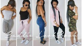 """getlinkyoutube.com-LOOKBOOK ESTILO """"BADDIE"""" ♡ Instagram baddie Inspired outfits    Joyce Carter"""