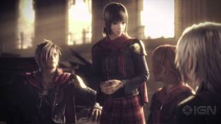 getlinkyoutube.com-Final Fantasy Type-0 HD Walkthrough - Ending and Credits