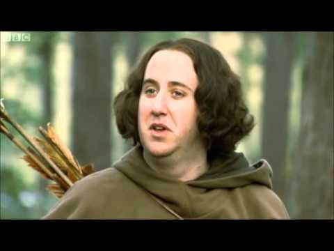 Horrible Histories William II Death