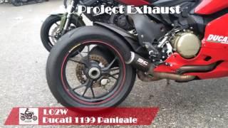 getlinkyoutube.com-Top 5 Full Exhaust Sound Ducati 1199 Panigale / Akrapovic, Termignoni, SC Project, Austin Racing