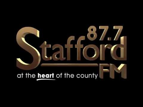 Stafford FM - 87.7FM Across the County Town