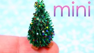 getlinkyoutube.com-DIY Miniature Christmas Tree
