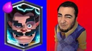 getlinkyoutube.com-Efsanevi Arena, Elektro Büyücü vs. Clash Royale #15