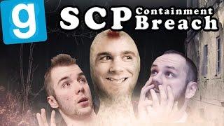 1,2,3 IDĘ GDY NIE PATRZYSZ TY!   SCP: Containment Breach [#4] Garry's mod [#515] (With: EKIPA)