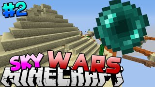 getlinkyoutube.com-Minecraft: SkyWars Episode 2 - BAD ENDERPEARL (Mineplex Skywars Server Game)