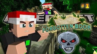 getlinkyoutube.com-Minecraft The Forgotten Book - Tập 1: NHỮNG NGÔI ĐỀN TỐI CỔ