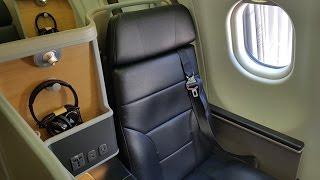 getlinkyoutube.com-Qantas Business Class A330 domestic