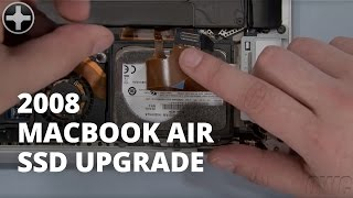 getlinkyoutube.com-How to Upgrade the SSD in a MacBook Air (2008)