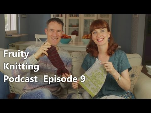 Episode 9 - Vintage Knitting, James Norbury, and a bit of Intarsia