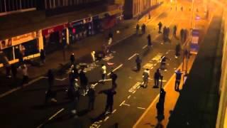 getlinkyoutube.com-Football Hooligans Manchester United RIOT