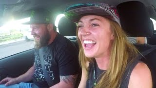 "Hooning With BJ Baldwin - Kaitlyn Farrington ""Grounded EP 1"""