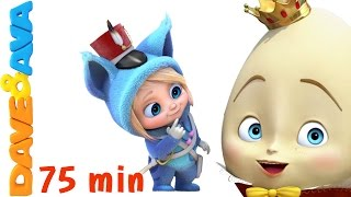 getlinkyoutube.com-🏵 Nursery Rhymes Collection | Nursery Rhymes and Baby Songs from Dave and Ava 🏵