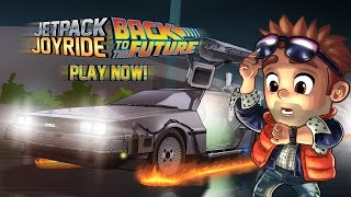getlinkyoutube.com-Jetpack Joyride: Back to the Future™ - OUT NOW!