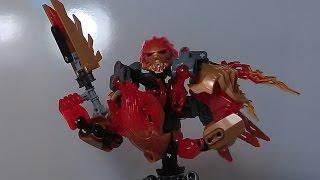 getlinkyoutube.com-Bionicle Transformer Tahu Combiner MOC