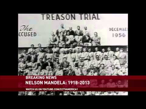 Anti-apartheid icon Nelson Mandela remembered