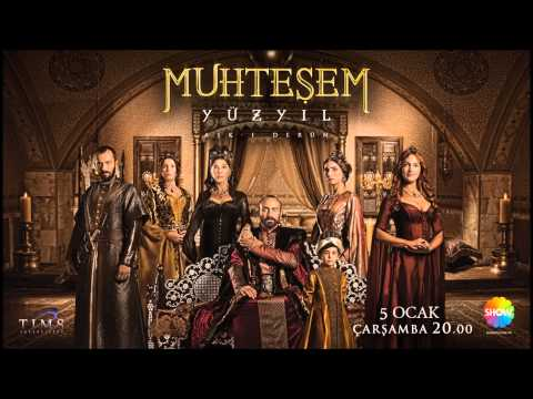 Suleiman The Magnificent - Intro Theme (aka Muhteşem Yüzyıl, 2011)
