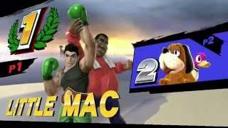 getlinkyoutube.com-SSB4 - Little Mac's Victory Poses ~Wii U Version~