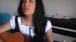 getlinkyoutube.com-Blue Moon (Elvis Presley/Ella Fitzgerald cover by SayakaAlessandra)