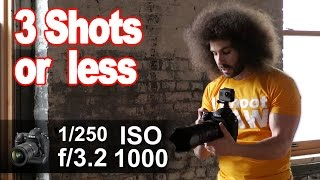 "getlinkyoutube.com-How To Get The Perfect Exposure In ""3 Shots Or Less"" #03: Portrait Using Window Light"