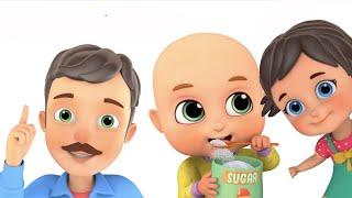 Johny Johny Yes Papa - Nursery Rhymes Collection from Jugnu Kids width=
