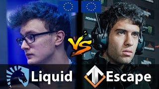 getlinkyoutube.com-Liquid vs Escape - [TRIPLE 9K vs BEAR JUGG PUSH STRAT] - Dota 2 6.88f