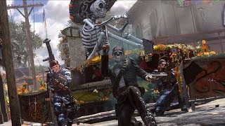 Call of Duty: Ghosts Invasion DLC Pack Preview