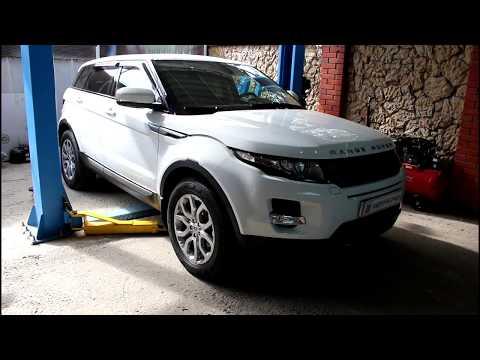 Замена передних дворников Range Rover Evoque? Ленд Ровер Эвок 2,2 2011 года