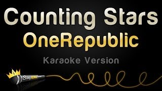 getlinkyoutube.com-OneRepublic - Counting Stars (Karaoke Version)