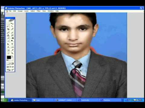 how to use work  photoshop cs from in lab change shirt urdu tutorial lesson 37 Part 3