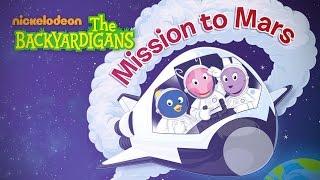 getlinkyoutube.com-Backyardigans Mission to Mars - Movie Games for Kids (New 2014 Full Cartoons) HD