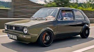getlinkyoutube.com-VW Golf 1 16V Turbo - custom carbon/kevlar monster