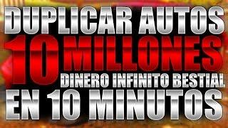 getlinkyoutube.com-NUEVO TRUCO DINERO INFINITO DUPLICAR AUTOS SIN AYUDA - GTA 5 ONLINE 10.000.000 MILLONES EN MINUTOS