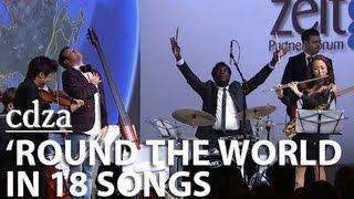 'Round the World in 18 Songs (Live at Google Zeitgeist '12)
