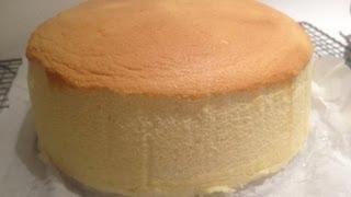 getlinkyoutube.com-How to make Japanese Cotton Cheese Cake Recipe - 日式芝士蛋糕