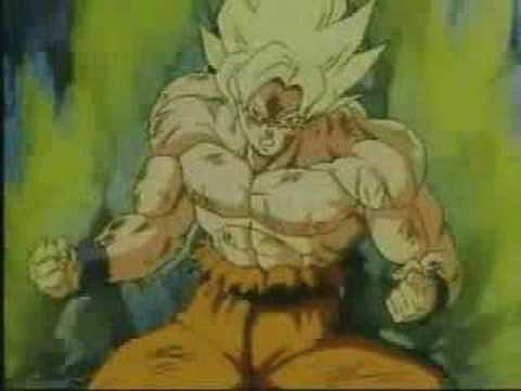 dawn of victory- goku vs broly