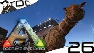 getlinkyoutube.com-ARK SURVIVAL EVOLVED | PARACER TAMING & MEGALOCEROS BREEDING! | Episode 26 (Gameplay)